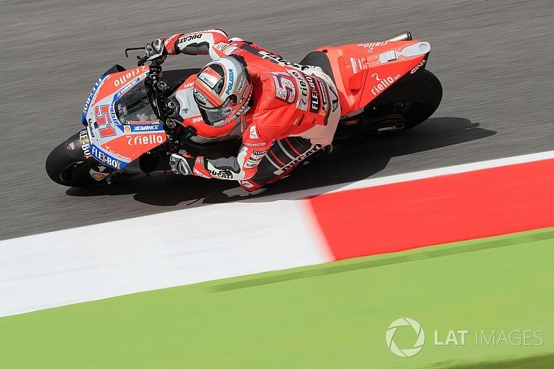 Подушки безопасности сделали обязательными для всех гонщиков MotoGP