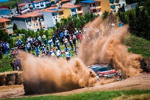 Galería: las mejores fotos del igualadísimo Rally de Italia Cerdeña