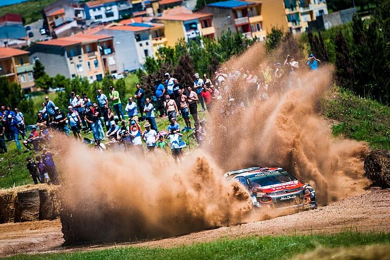 Képgaléria az Olasz Rali utolsó napjáról: Neuville WRC-győzelme