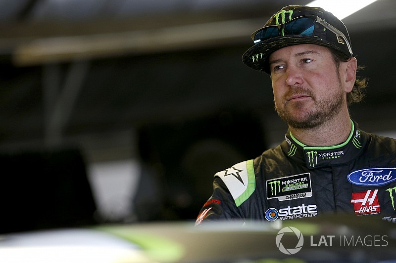 Kurt Busch fastest in final NASCAR Cup practice at Sonoma