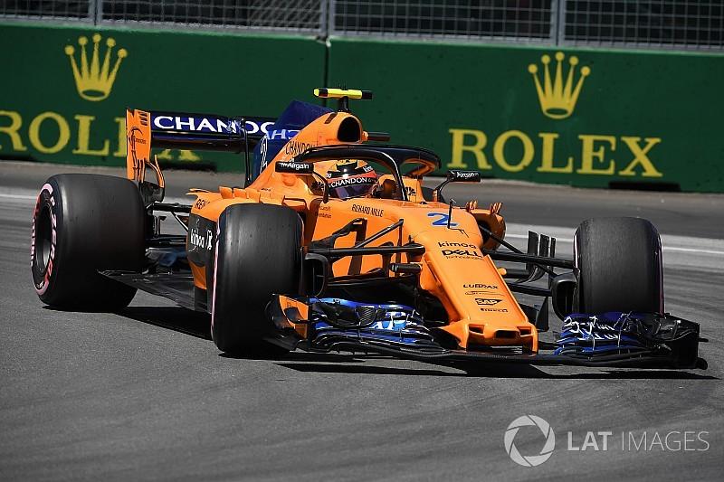 McLaren explique sa contre-performance par un compromis aéro