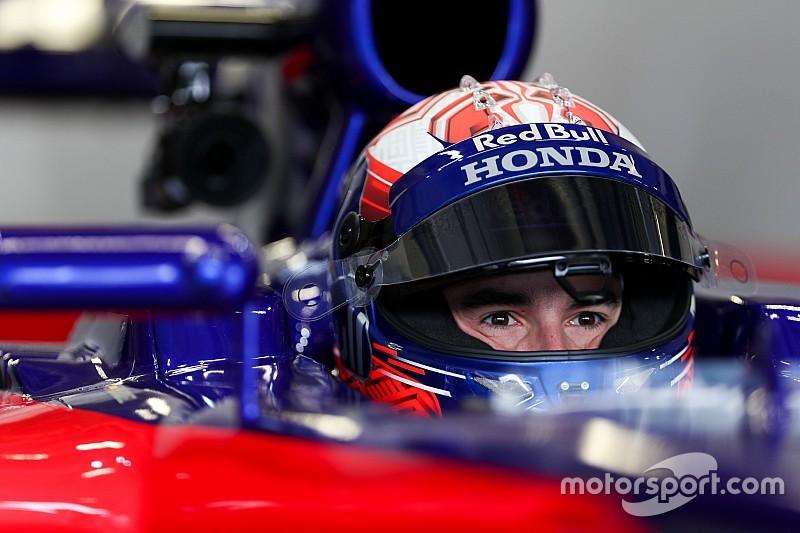 Photos - Le test F1 de Marc Márquez avec Toro Rosso