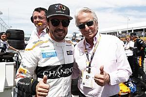 Fotos: estrellas del cine, deporte, moda y otras celebridades en la F1