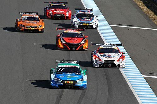 Vielbeachteter DTM-Showauftritt beim Super-GT-Finale in Japan