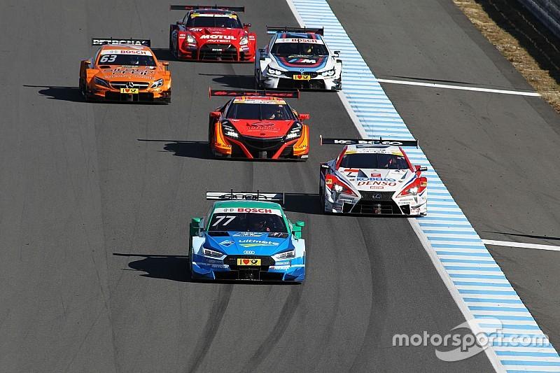 Super GT/DTM 'inter-series' race plan back on after Motegi demo