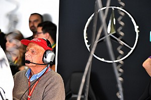 How Lauda shaped the dominant Mercedes machine