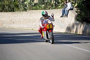 Grandi campioni alla rievocazione della Targa Florio Motociclistica