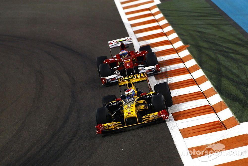 Las radios del histórico GP de Abu Dhabi 2010
