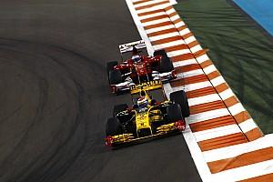 14 novembre 2010: Alonso et Ferrari sombrent, Vettel triomphe