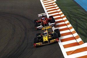 C'était un 14 novembre: Alonso et Ferrari sombrent, Vettel triomphe
