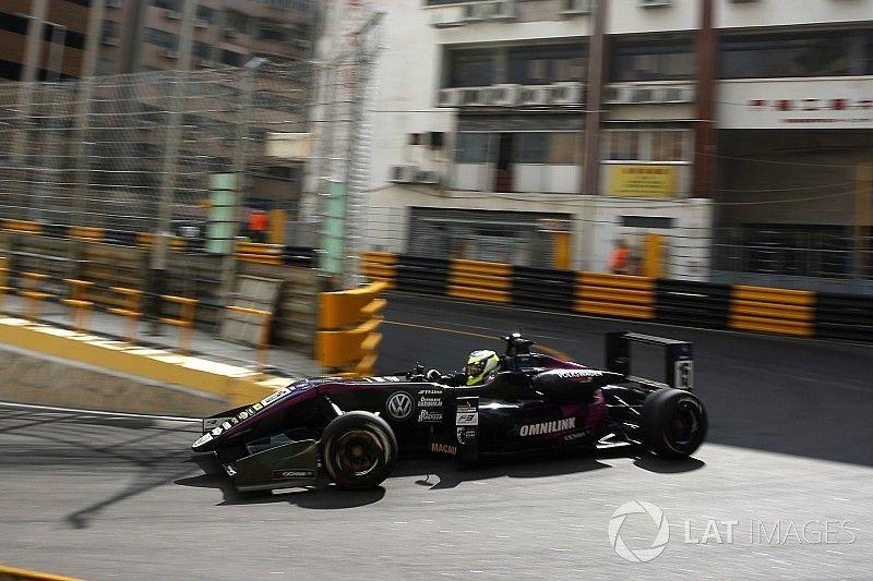 Eriksson soffia la pole del GP di Macao a Norris per 24 millesimi!