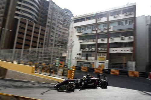 Macau GP: Eriksson tops incident-packed second practice