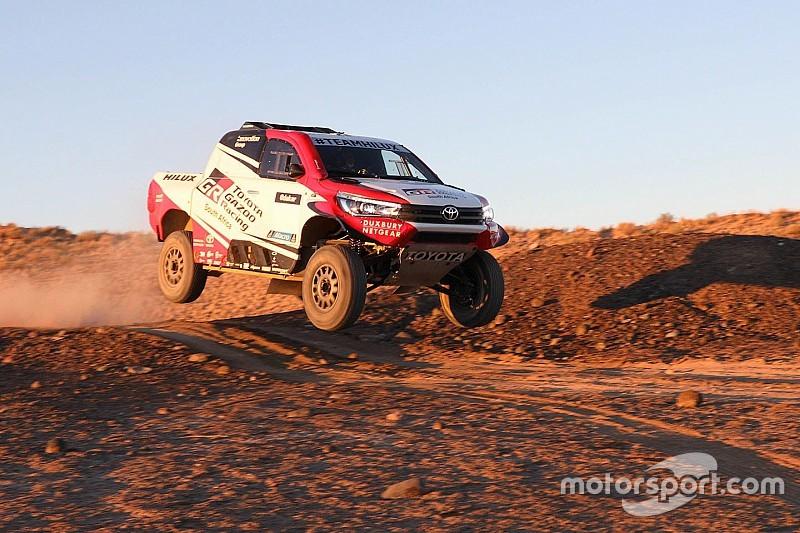 Toyota incar gelar perdana Reli Dakar