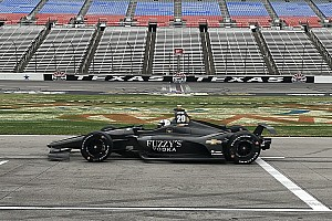 "IndyCar Breaking news Carpenter: ""The way you sense feedback is different"" on 2018 IndyCar"