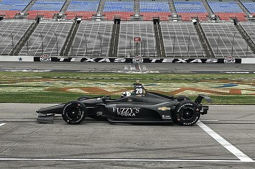 """Carpenter: """"The way you sense feedback is different"""" on 2018 IndyCar"""
