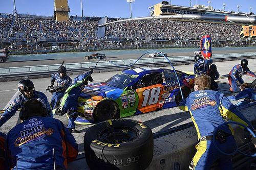 NASCAR ограничит число сотрудников в командах