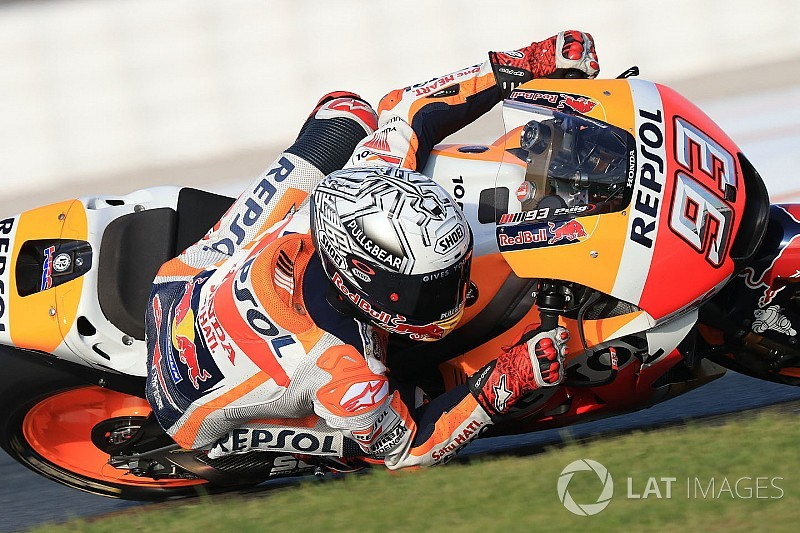 Marquez'in MotoGP'deki ilk tercihi