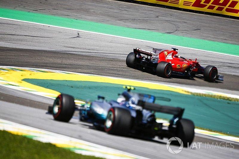 Who's copied who in the Ferrari vs Mercedes battle?