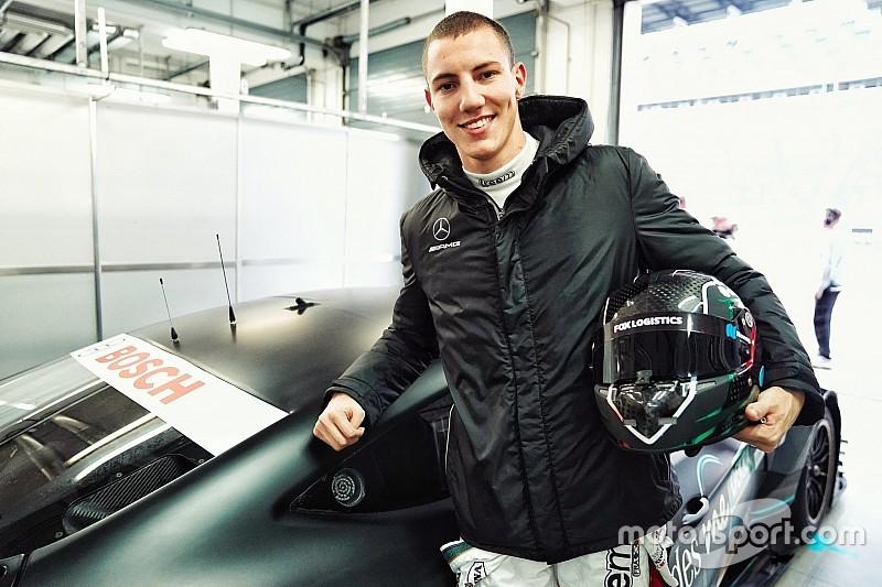 Raffaele Marciello correrà alla 12 Ore di Bathurst con Mercedes