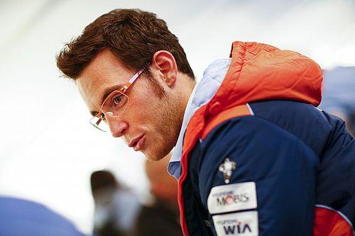 Thierry Neuville an Rallycross-Test interessiert