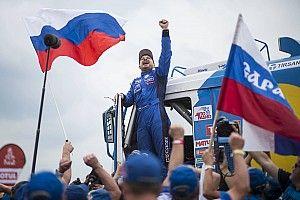 Dakar 2018: Back-to-back truck wins for Kamaz's Nikolaev
