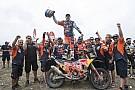 Dakar 2018: Walkner cetak kemenangan ke-17 beruntun KTM