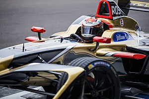 Formule E Actualités Rossiter devient pilote de développement Techeetah