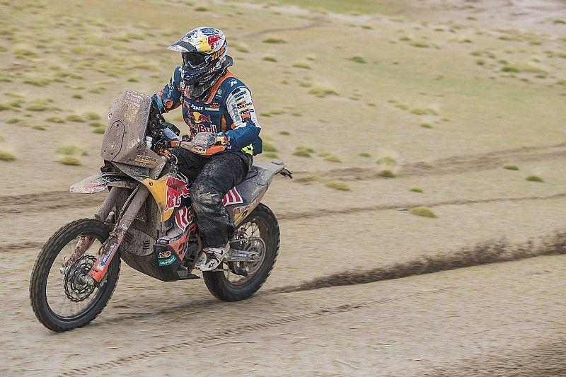Dakar 2018, 10 Etap: Walkner sürpriz bir şekilde liderliği ele geçirdi