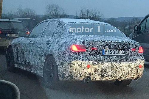 2018 BMW 3 Serisi yakalandı