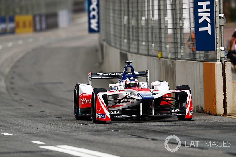 Rosenqvist supera Evans e é pole em Hong Kong; Piquet é 11º