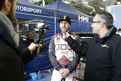 """Cairoli rivela: """"Mi piacerebbe fare la Dakar, ma in macchina"""""""