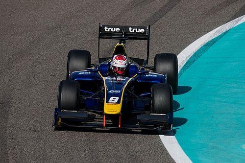 Tes F2 Abu Dhabi: Albon pimpin hari terakhir, Gelael P16