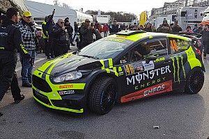 Así irá decorado el Fiesta WRC de Valentino Rossi en Monza