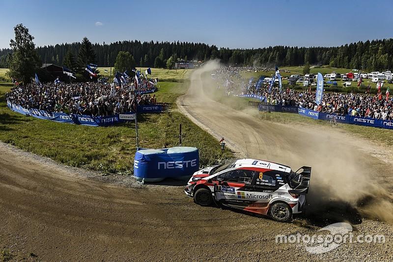 Avec le retour du Japon, Toyota veut d'autres marques nippones en WRC