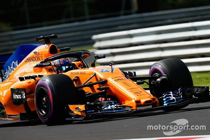 """McLaren not fast enough for young driver """"risk"""""""
