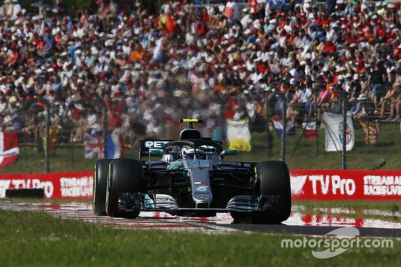 Bestrafte Bottas ziet 'geen enkel positief punt' in Hongaarse GP
