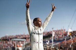 Hamilton gana el GP de Hungría