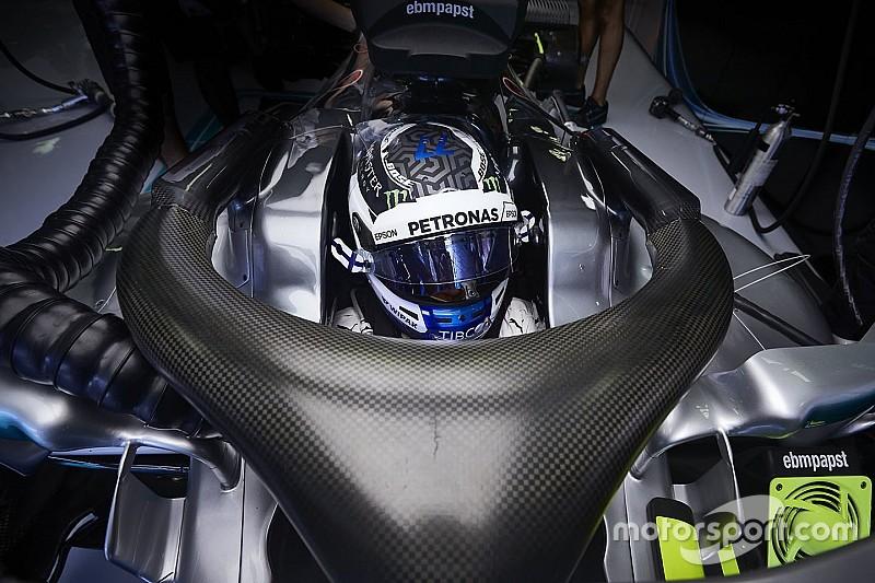 Bottas relégué en fond de grille à Spa