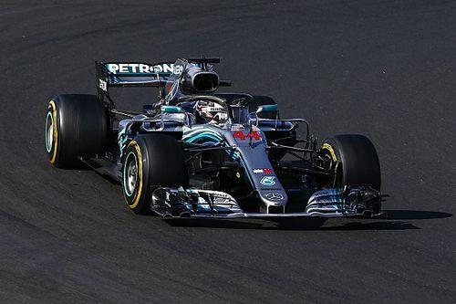 Mercedes faz escolha conservadora de pneus para Spa e Monza