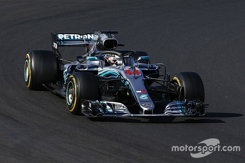 Mercedes conservative on tyres for Spa and Monza