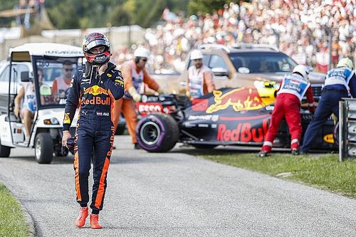 Verstappen: Sweary radio rant was wrong