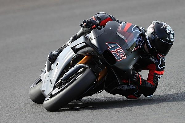 MotoGP Redding motivato: