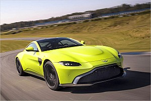 Automotive News Aston Martin Vantage 2018: Komplett neu