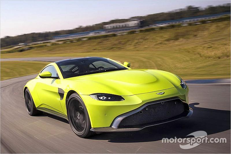 Aston Martin Vantage 2018: Komplett neu