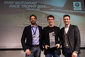 Motorrad News BMW Motorrad ehrt Gewinner der Race Trophy