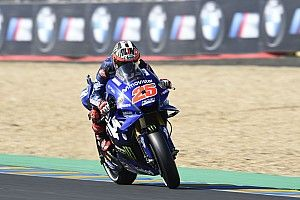 Vinales wishes Le Mans MotoGP race was at 9am