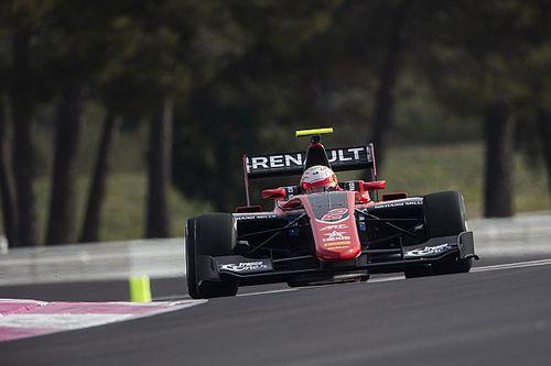Jerez GP3 testi: Hubert 0.022 farkla lider, Calderon 15.