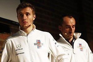 Sirotkin diz que não há tensão interna com Kubica