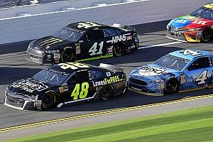 It's a season of change in NASCAR, it's just not apparent (yet)