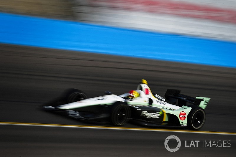 Coyne searching for Fittipaldi replacement in Indy 500